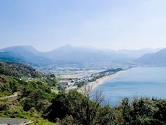 日本自然景観百選の地