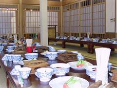 1階食堂(座敷)