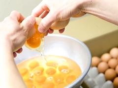 卵の新鮮さ